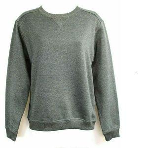Karen Scott Sport XL Charcoal Sweatshirt Top 4AD11